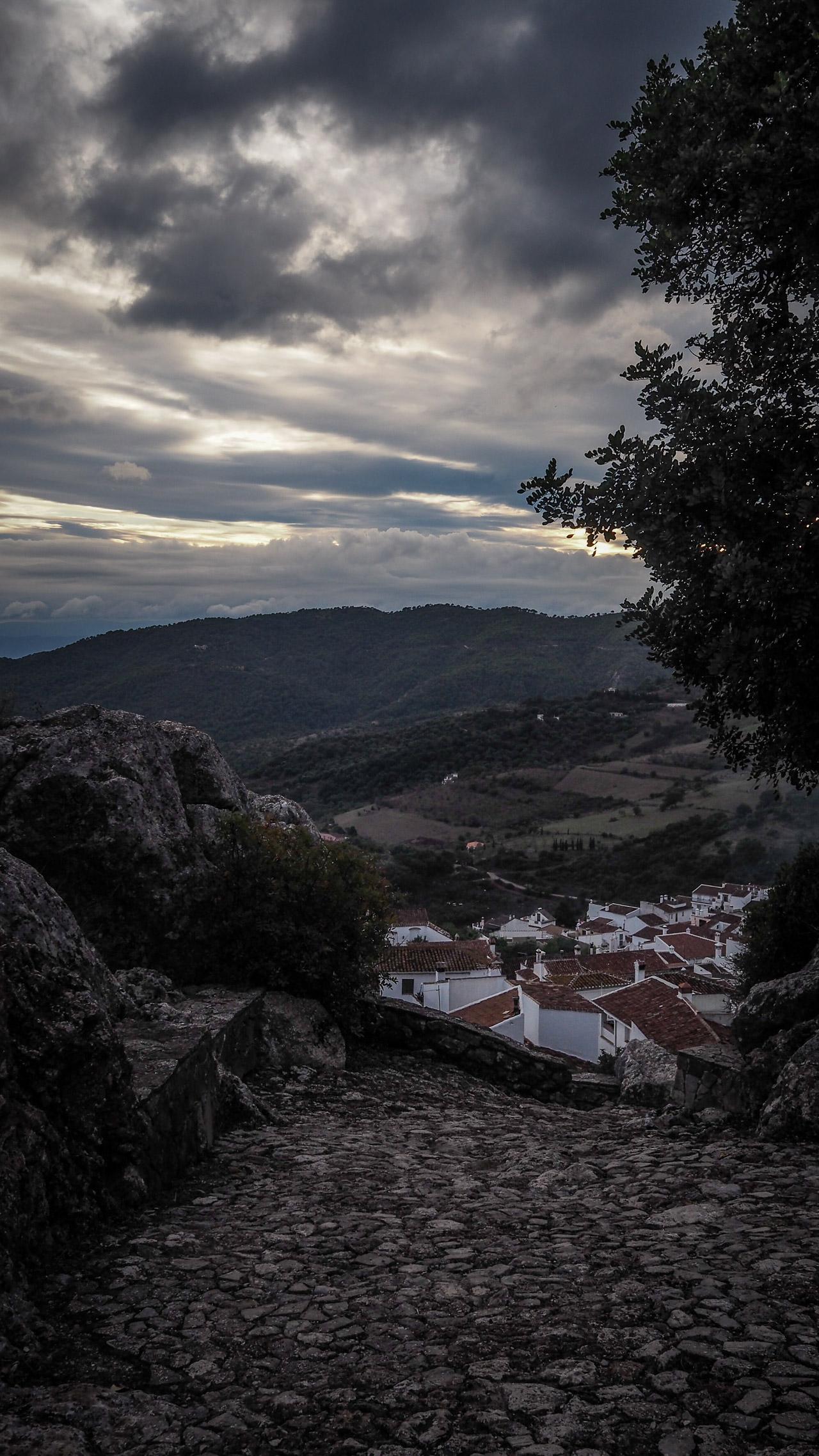 town of Gaucin Spain-5
